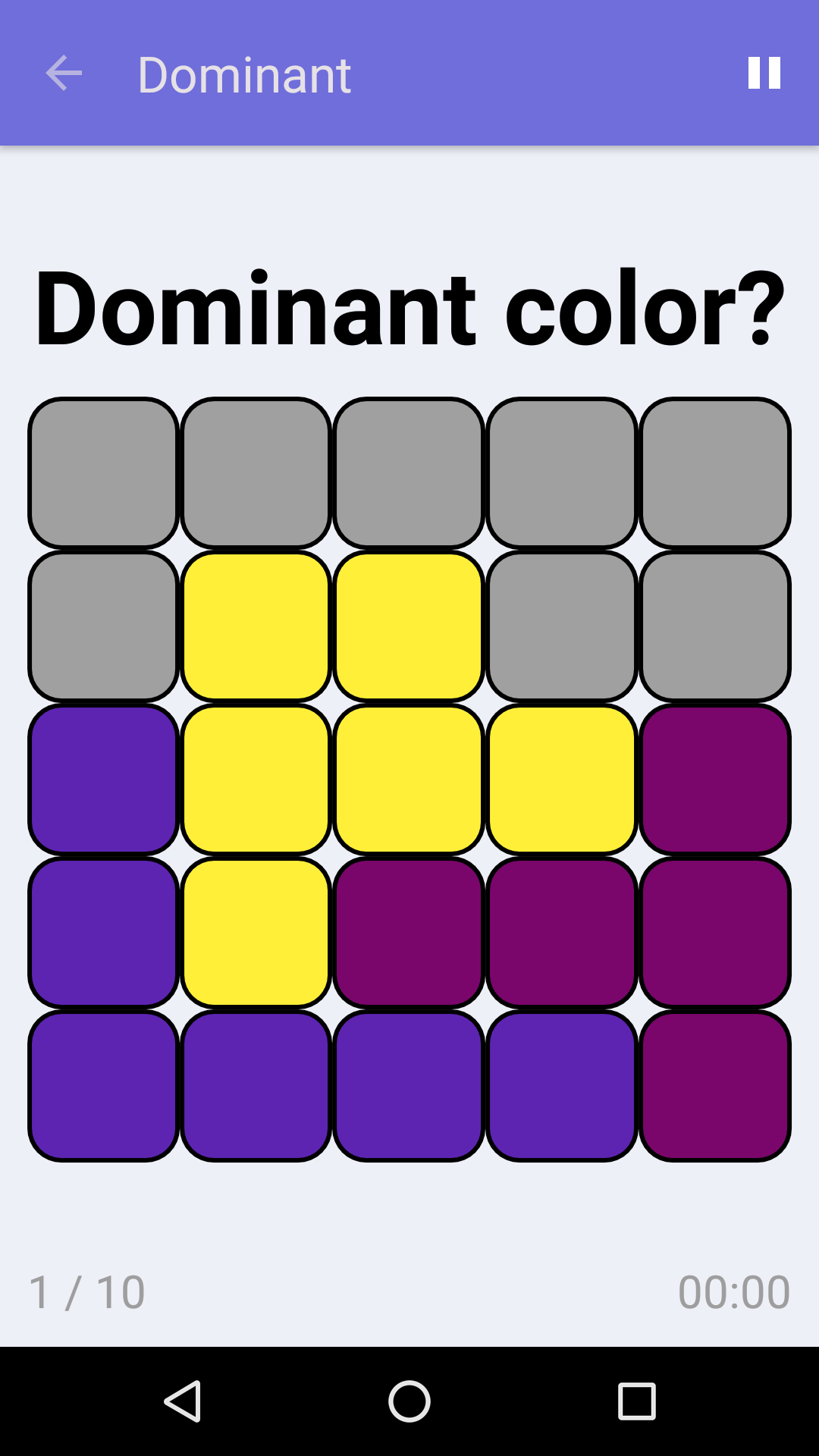 Dominant : Free Focus Game for iPhone & Android